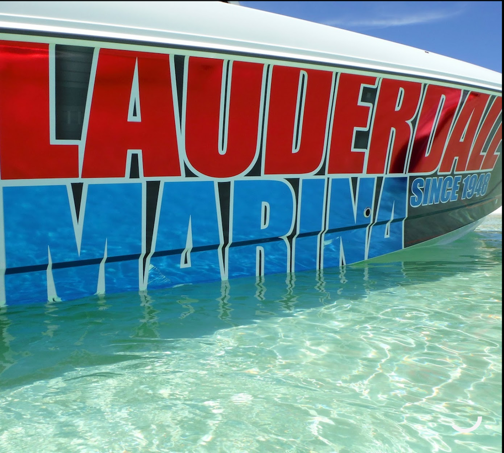 Fort-Lauderdale-custom-boat-wraps