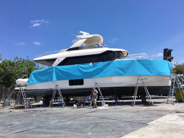 how-to-vinyl-wrap-a-boat-florida
