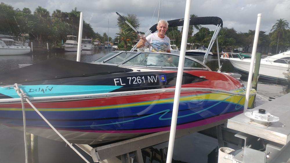 Fort Lauderdale Marine Wraps