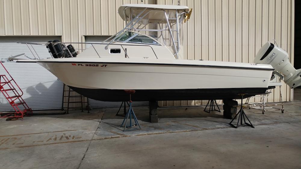 Marine Wraps - Custom Boat Wraps Florida