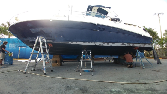 Marine Wraps Custom Boat Wraps Florida
